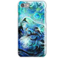Project blue tiger iPhone Case/Skin