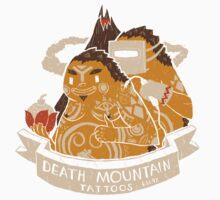 death mountain tattoos  T-Shirt