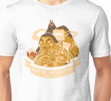 death mountain tattoos  Unisex T-Shirt