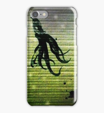 At the bottom of the cardboard sea  iPhone Case/Skin
