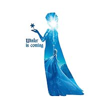 Frozen - Winter is coming by MargaHG