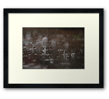 Expected  Framed Print