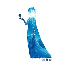 Frozen - Let it Go by MargaHG