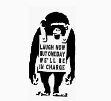 Banksy Monkey best Qoute Unisex T-Shirt