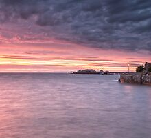 Last shot of the evening by Gary Clark