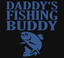 Daddy's Fishing Buddy Kids Tee