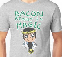 Bacon Really Is Magic Unisex T-Shirt