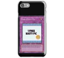 BOOTYBOOTYBOOTY iPhone Case/Skin