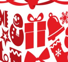 Chistmas Gift Sticker
