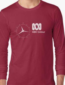 You're Watching ABC TV... Long Sleeve T-Shirt