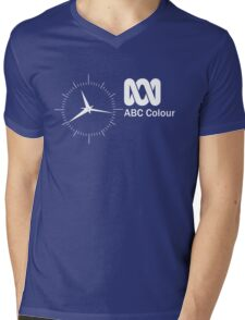 You're Watching ABC TV... Mens V-Neck T-Shirt