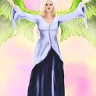 Angel of Gratitude by TriciaDanby