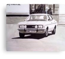 'The Sweeney' Ford Cortina Mk.3 2000GL Canvas Print