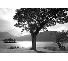The Lakes Photographic Print