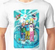 Fear of Flying Unisex T-Shirt