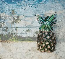 Pineapple Dreams by calamarisky