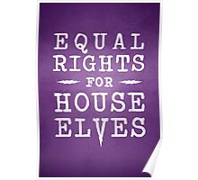 Rights for Elves Poster