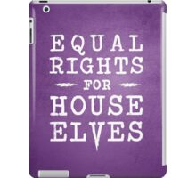 Rights for Elves iPad Case/Skin