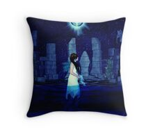 Tarot XVII The Star Throw Pillow