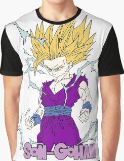 Son Gohan Dragon Ball Graphic T-Shirt