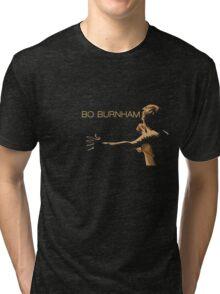 Bo Burnham - what. Tri-blend T-Shirt