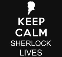 Keep Calm Sherlock by pharmacist89