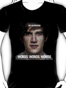 Words Words Words T-Shirt
