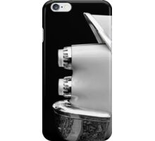 One Rear (black&white) iPhone Case/Skin