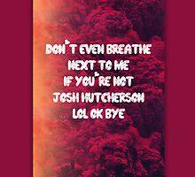 Josh Hutcherson Case by irriestewart
