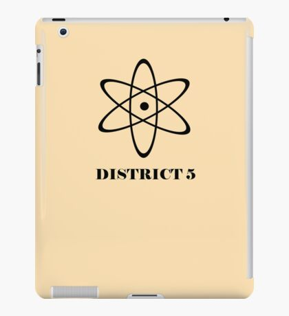 The Hunger Games - District 5 iPad Case/Skin