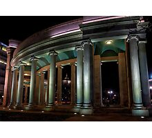 Civic Center Park Photographic Print