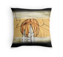 bird mountain #02 Throw Pillow