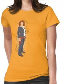 River Song Womens Fitted T-Shirt