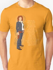 River Song Quote Unisex T-Shirt