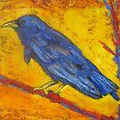 Crow Balance by Marcie Wolf-Hubbard
