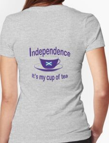 Scottish Independence My Cup of Tea Tee T-Shirt