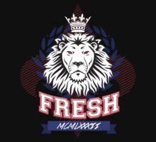 Lion Fresh Tee by shanin666