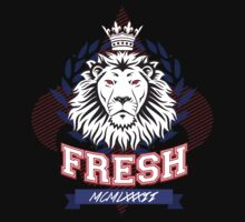 Lion Fresh Tee by shanin666