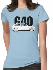 Polo G40 - Side Womens Fitted T-Shirt