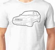Vw Polo 86c Unisex T-Shirt
