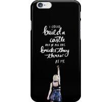 New Romantics Lyrics - Taylor Swift iPhone Case/Skin