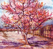 Vincent's Tree by Anneke