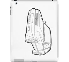 Vw Polo 86c iPad Case/Skin