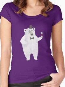 Like A Sir! Women's Fitted Scoop T-Shirt