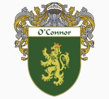 O'Connor Coat of Arms/Family Crest by William Martin