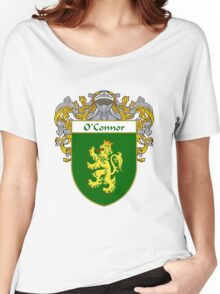 O'Connor Coat of Arms/Family Crest Women's Relaxed Fit T-Shirt