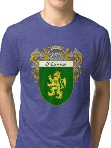 O'Connor Coat of Arms/Family Crest Tri-blend T-Shirt