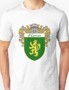 O'Connor Coat of Arms/Family Crest T-Shirt
