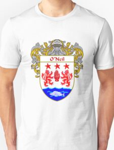 O'Neil Coat of Arms / O'Neil Family Crest T-Shirt