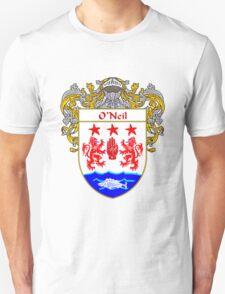 O'Neil Coat of Arms / O'Neil Family Crest T-Shirt